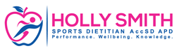 Holly Smith Sports Dietitian Logo